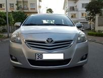 Bán Toyota Vios 1.5E mầu bạc chính chủ tên tôi đời cuối 2010, biển Hà Nội xe đẹp