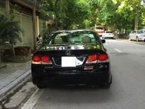 Bán Honda Civic 1.8MT đời 2010, màu đen, chính chủ, 465tr