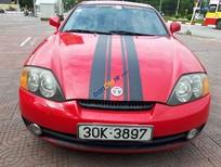 Cần bán Hyundai Tuscani đời 2004, màu đỏ