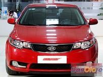 Bán ô tô Kia Forte 1.6MT đời 2013, màu đỏ, số sàn