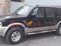 Bán xe Ford Ranger đời 2003, màu đen, giá 210tr