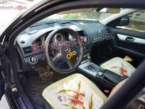 Cần bán lại xe Mercedes C200 đời 2007, màu đen, 629 triệu
