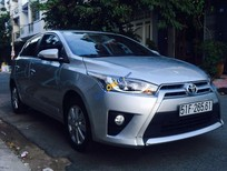 Cần bán Toyota Yaris G đời 2015, màu bạc số tự động, giá tốt