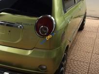 Bán ô tô Chevrolet Spark Van sản xuất 2008, màu vàng