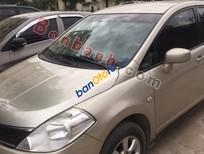 Cần bán Nissan Tiida 1.6MT sản xuất 2006, xe nhập chính chủ, giá tốt