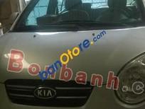 Cần bán Kia Morning LX 2010, màu bạc giá cạnh tranh