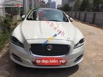 Chính chủ bán Jaguar XJ Series L Super Sport 5.0 sản xuất 2015, màu trắng
