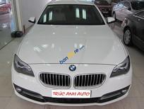 BMW 520i sản xuất 2015 màu trắng