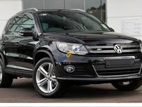 Dòng SUV nhập Đức Volkswagen Tiguan 2.0l đời 2016, màu đen, tặng 209 triệu tiền mặt. LH Hương 0916777090