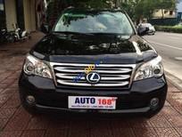 Auto Nhân Hòa cần bán lại xe Lexus GX 460 2010, màu đen, nhập khẩu