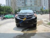Bán Mazda BT 50 2.2 AT 2015, màu đen, nhập khẩu Thái Lan số tự động, giá 595 triệu