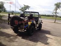 Bán Jeep CJ đời 1990, màu xanh lam, nhập khẩu nguyên chiếc giá cạnh tranh