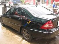 Bán Mercedes C240 đời 2004, màu đen chính chủ, giá tốt