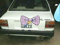 Bán Toyota Tercel đời 1981, màu trắng