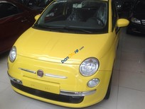 Cần bán gấp Fiat 500 đời 2009, màu vàng