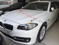 Bán xe cũ BMW 5 Series 520i đời 2015, màu trắng, nhập khẩu chính hãng