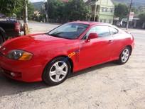 Bán Hyundai Tuscani 2004, màu đỏ, nhập khẩu số tự động, giá 390tr