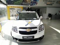 Chevrolet Cần Thơ: Bán xe Chevrolet Orlando 1.8 LTZ đời 2016, màu trắng - LH 0944 480 460 - Phương Linh