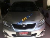 Cần bán xe Toyota Corolla Altis 2.0V đời 2009, màu bạc, 650tr