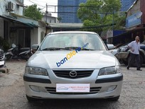 Cần bán Mazda 626 sản xuất 2002, màu bạc