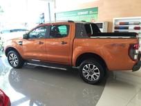Ford Ranger XL XLS XLT Wildtrak giá tốt nhất Sài Gòn trong tháng 10, đủ màu giao xe ngay, hỗ trợ ngân hàng tối đa