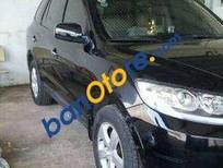 Cần bán Hyundai Santa Fe AT đời 2008, màu đen giá cạnh tranh