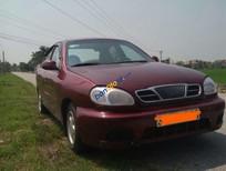 Bán Daewoo Lanos đời 2001, màu đỏ giá cạnh tranh