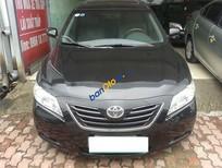 Cần bán gấp Toyota Camry 2.4 đời 2008, màu đen
