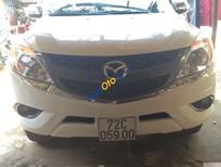 Cần bán Mazda BT 50 AT 2.2 2015, màu trắng