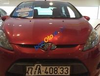 Bán xe Ford Fiesta AT 2012, màu đỏ, giá 455tr