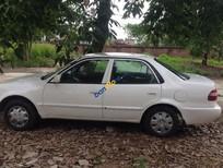 Cần bán xe cũ Toyota Corolla 1.3 đời 2000, màu trắng, 165tr