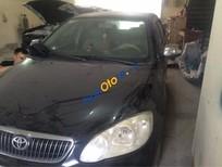 Cần bán gấp Toyota Corolla J đời 2003, màu đen