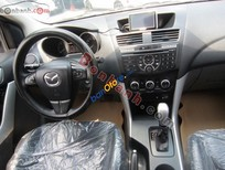 Bán xe Mazda BT 50 2.2AT đời 2015, màu đen, nhập khẩu Thái Lan, số tự động, giá tốt