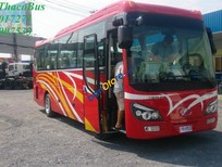 Xe khách chuyên chạy Tour cao cấp Thaco Town TB82S, xe khách 29 chỗ Trường Hải