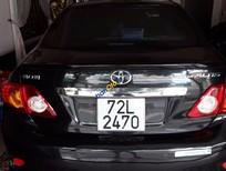 Bán xe cũ Toyota Corolla Altis 2.0V 2009, màu đen còn mới, giá 620tr