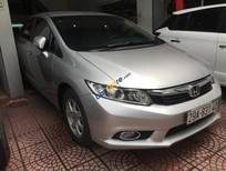 Bán Honda Civic 1.8AT đời 2012, màu bạc số tự động, 660 triệu