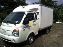 Bán xe tải Hyundai đông lạnh Proter II 2011 xe zin 100%, nhập khẩu nguyên chiếc