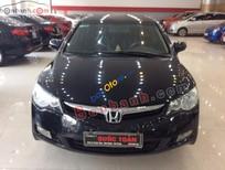 Cần bán gấp Honda Civic 1.8MT sản xuất 2008, màu đen số sàn