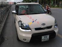 Bán Kia Soul 1.6AT sản xuất 2009, màu kem (be), nhập khẩu chính hãng, giá tốt