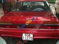 Bán xe Honda Prelude đời 1990, màu đỏ, nhập khẩu