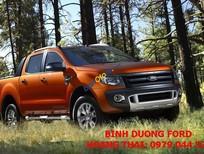 Đại Lý Ford Bình Phước, Bình Dương Ford, khuyến mãi Ford Ranger giao liền