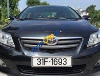 Cần bán gấp Hyundai Santa Fe AT sản xuất 2008, màu đen