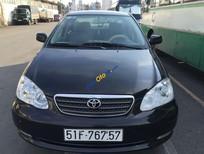 Bán Toyota Corolla altis 1.8G sản xuất 2005, màu đen