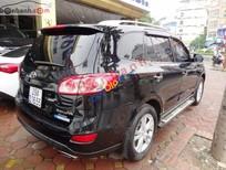 Bán Hyundai Santa Fe CRDi sản xuất 2011, màu đen, nhập khẩu