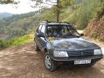 Cần bán gấp Peugeot 205 đời 1986, màu xám, nhập khẩu