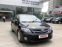 Bán xe Toyota Corolla Altis 2.0AT đời 2011, màu đen số tự động