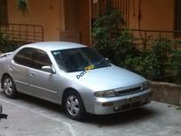 Bán xe cũ Nissan Altima đời 1997, màu bạc, nhập khẩu nguyên chiếc, 130tr