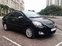 Bán ô tô Toyota Vios 1.5E 2016, màu đen