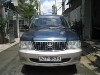 Bán ô tô Toyota Zace 2006, màu xanh lam, 450 triệu
