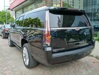Bán ô tô Cadillac Escalade ESV Platinum đời 2016, màu đen, nhập khẩu